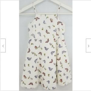 Old Navy Toddler Girls Dress 5t cotton lined flare